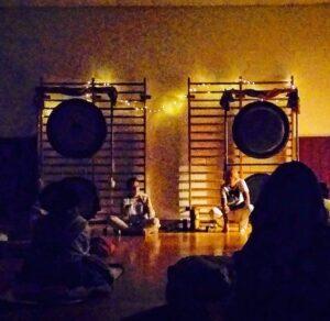Serata Bagni di Gong